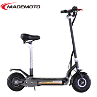 2 wheel electric scooter 8 inch wheel, mini scooter gasoline ES5014