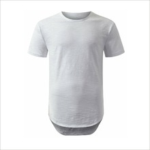 Competitve Price Promotional Organic 65 Polyester 35 Cotton T Shirt