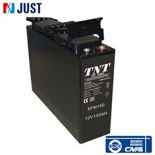 SLA/VRLA/Lead acid maintenance free12v 150ah deep cycle front terminal battery