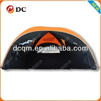 5x5m Waterproof Druble Orange drapery tent