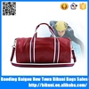 High quality wholesale fitness bag pu leather travel duffel sport bags for gym onlone shopping