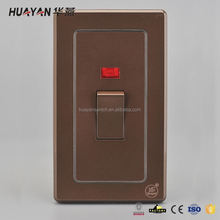 Best seller super quality australia/us dimmer touch light switch for sale