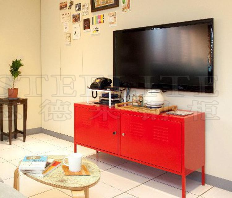 2016 Hot Sale Middle East Tv Stand Outdoor Waterproof Tv Cabinet With Showcas