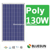 Bluesun super quality poly 130W silicon solar panel with tuv ce