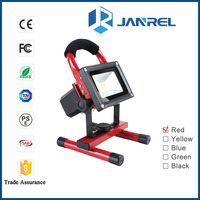 portable rechargeable lights 30W LED floodlight portable removable warning lights