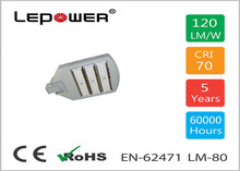 120lm/w 50w-150w LED street light CE RoHS IP67 IP68 Aluminum led road light