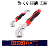 Hot sale 2 sets of Snap and Grip New Universal Socket Wrench,Snap n Grip adjustable spanner Normal random tool supporting tool