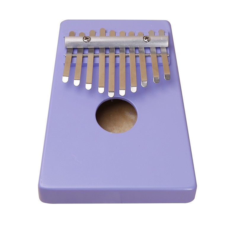 Natural Finger Piano African Musical Instrument Traditional Portable Birch wood Kalimba