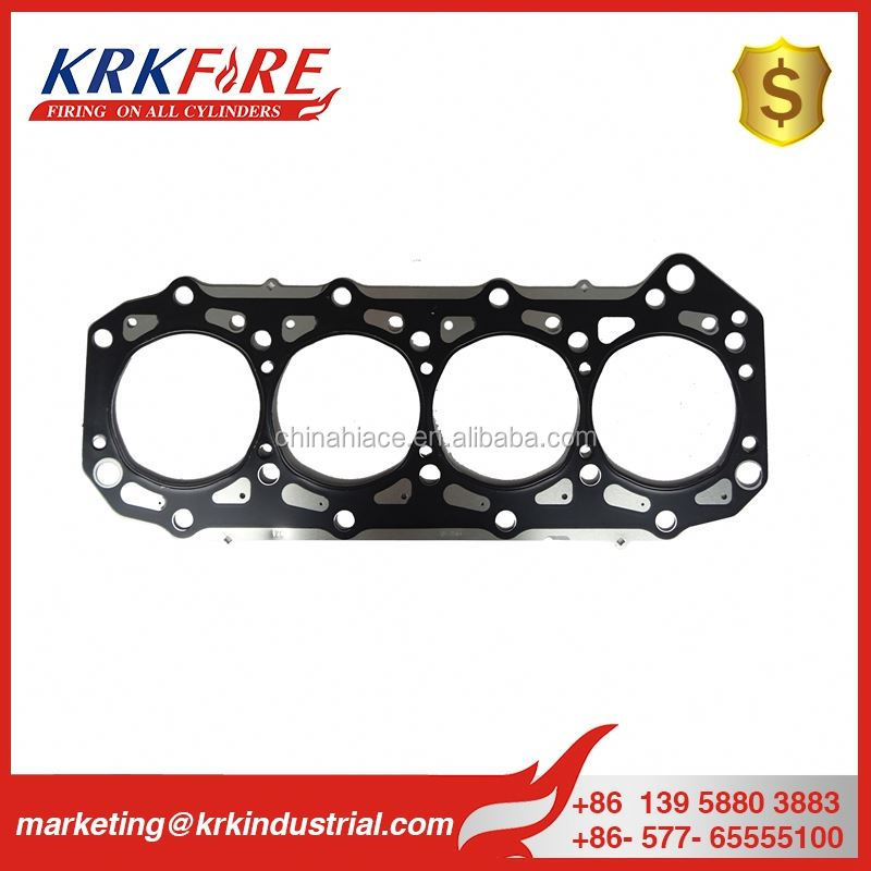 Oem Nisan Spare Parts;ZD30 Engine Parts Cylinder Head Gasket 11044-VC100