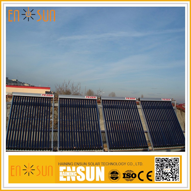 Wholesale assured trade solar copper pipe solar water heater