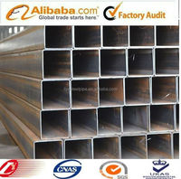Manufacturer without agent, Export ERW Big Square Steel Pipe