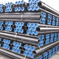 Factory supply hot rolled seamless steel pipe with standard ASTM A106 Gr.B