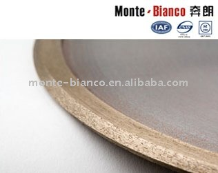 Diamond Chamfering Disc For Porcelain Tiles Monte-bianco diamond chamfer cutting blade saw for tiles