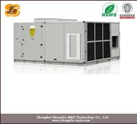 SHENGLIN Shanghai well designed R410a DX HVAC system package unit 4 ton heat pump package unit
