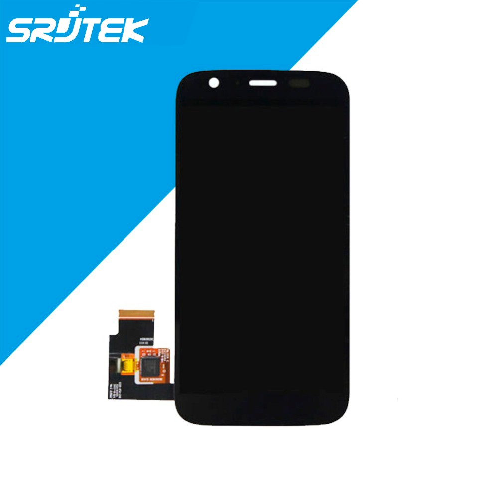 For Motorola MOTO <strong>G</strong> XT1032 / XT1033 LCD Display with Touch Screen Digitizer Assembly <strong>100</strong>% Tested with LOGO