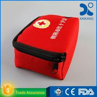 Professional emergency survival ambulance kit