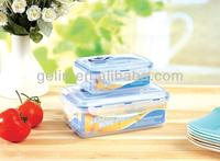 food storage home container plastic lunch box
