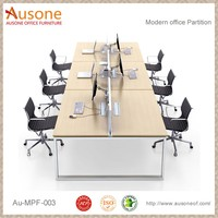 Modern Office Simple panel wood demountable office partition