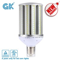 480V Meanwell external driver 80w led corn bulb for gas station lighting