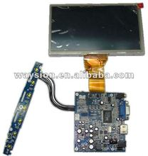 "7"" 16:9 VGA touch module, TFT LCD Touch screen modula, SKD"