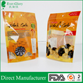 Food safe laminated printed plastic bags for black garlic