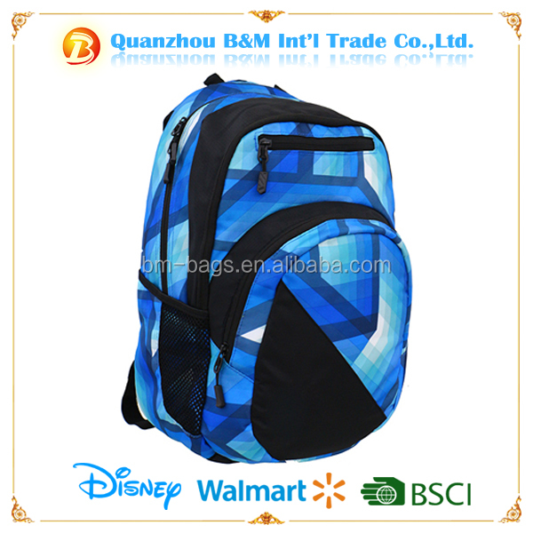 Sport soft outdoor manufacturers day backpack bags