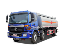 FOTON HOWO 20000 liter capacity tanker oil diesel transport fuel tank truck for sale