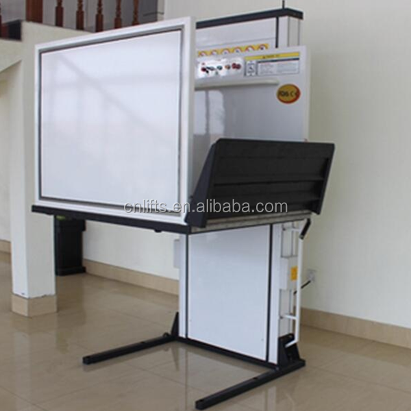 hydraulic vertical wheelchair lift for disabled people
