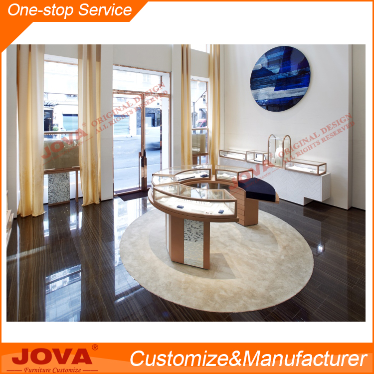 high quality jewellery store interior design
