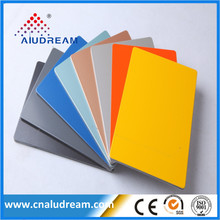 4MM CE Standard ACP/ACM interior tongue and groove wall cladding China