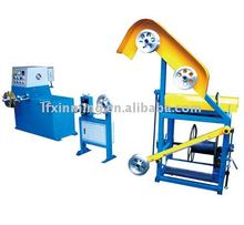 automatic wire spooling machinery coil winding machine