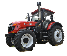 high quality China brand 150hp four wheel drive big farm tractor