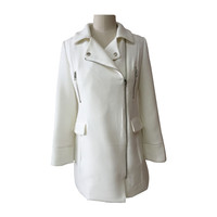 Best Quality Alibaba Wholesale Autumn Spring Trench Ladies Uniform Design Long Coat