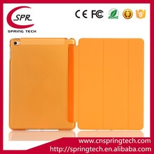 Newest tab/pad protective PU folding sleeve for ipad mini 4