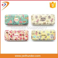 Polyester Hard Double Sided Pencil Case