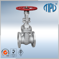 Gear Box Electric Actuator gate valve for hdpe pipe for water
