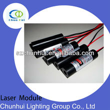 650nm red laser module for industry, medical