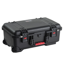 Waterproof Hard Plastic Camera Professional Rugged Plastic Equipment Case