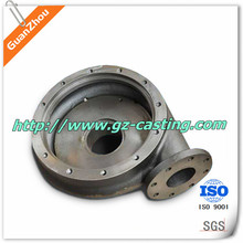 Stainless steel turbine housing OEM AND CUSTOM from China supplier and manufacture with stainless steel 304, iron, aluminum