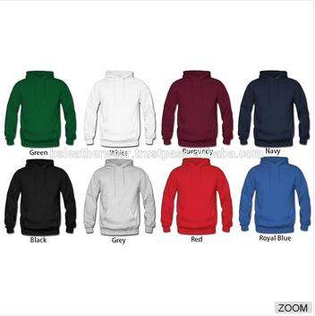 High Quality design your own hoodie supreme