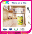 Nano Hydrophobic paint for kitchen