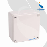 100*100*75mm IP66 Electronic Industrial Control Box Waterproof Isolator Switch Box