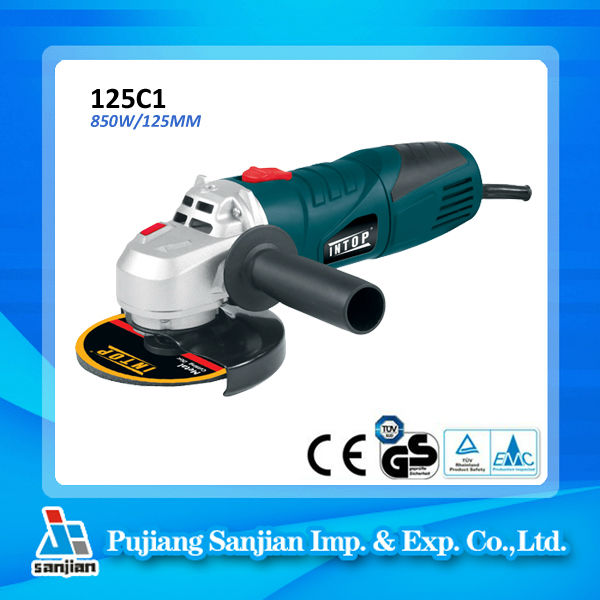 Mini Angle Grinder 850W 125MM Oscillating Power Tools 125C1