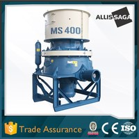 Allis Saga MH&MS Series new design hydraulic used stone crusher plant for sale