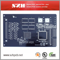 94vo pcb board with wireless remote control power switch