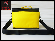Eco-friendly Promotional 600D Polyester Cooler bag Lunch Bag ice bag