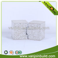 Light weight no need plaster decorative concrete blocks wall
