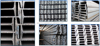 hot rolled galvanized I beam joist steel