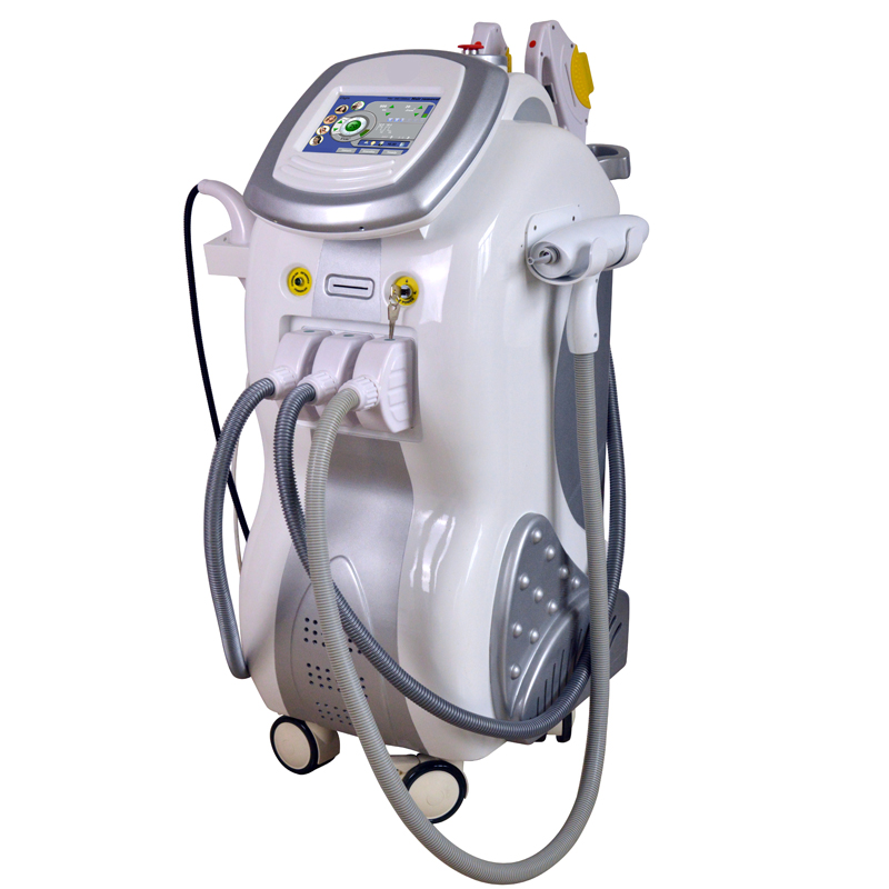 TUV Medical CE ipl rf cavitation laser <strong>beauty</strong> salon equipment with 5 functions in 1 on promotion