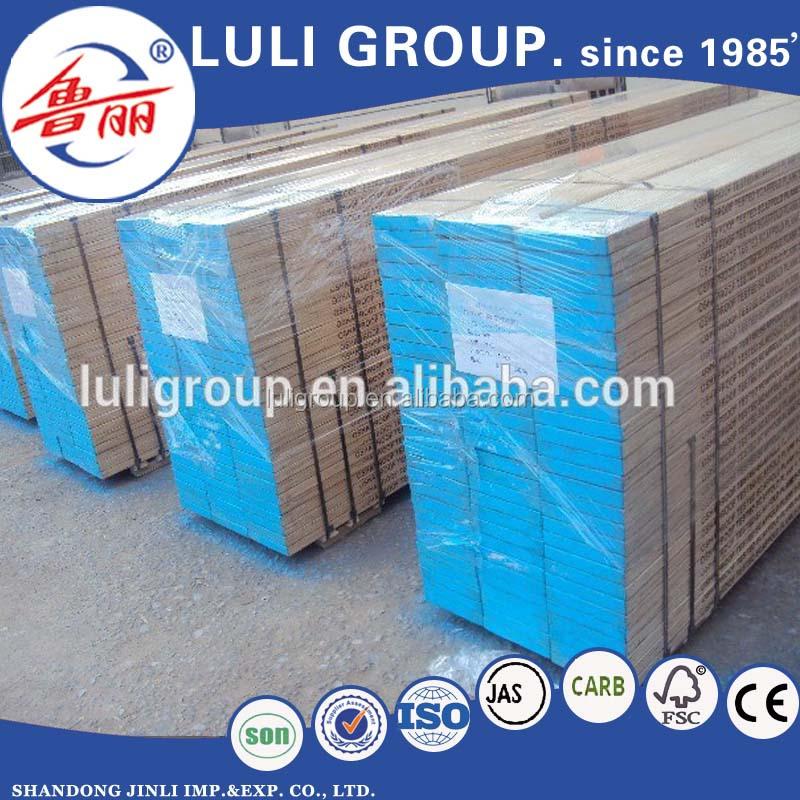 Hot sale osha laminated scaffold planks carb pine wood